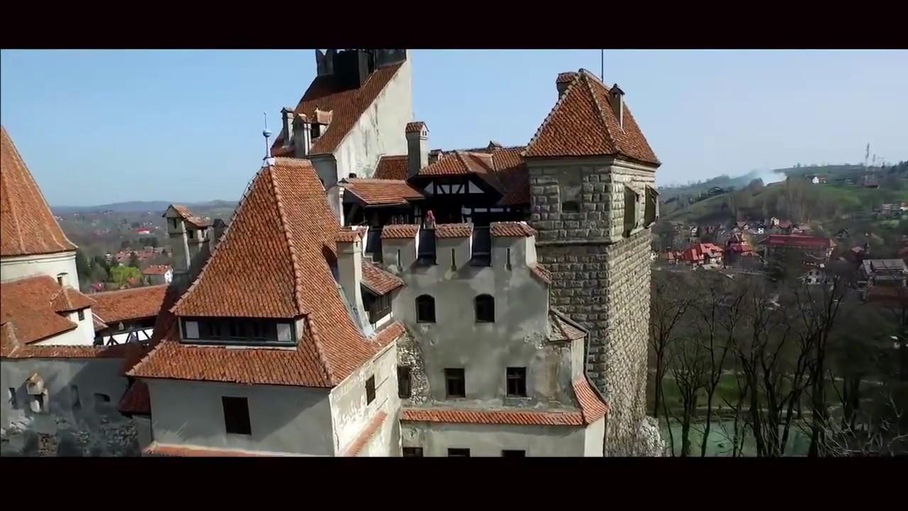 Бран - замок Дракулы в Румынии