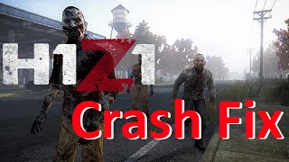 H1Z1 Crash Fix (Extremely Easy)
