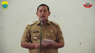 BUPATI CIANJUR MEMBUKA ACARA REKRUITMEN TENAGA KERJA PT. POU YUEN INDONESIA