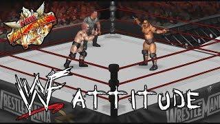 Fire Pro Wrestling World: WWF Tribute - ATTITUDE!