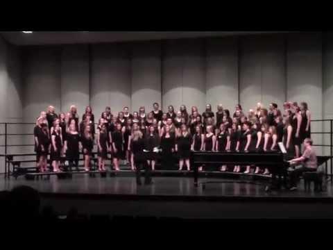 WCHS Choirs 2014 ISSMA Performance