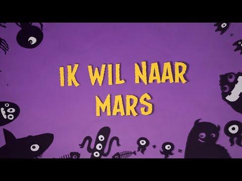 Ik wil naar Mars - Kinderen voor Kinderen (songtekst)