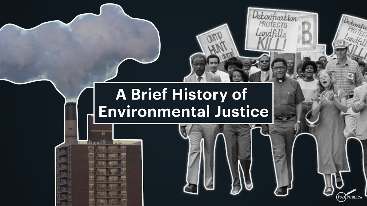 an introduction to the history of environmental justice Introduction the environmental justice (ej) movement, as it is referred to in  today's society, has a different history depending on the parts of the world one.
