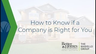 How to Know if a Company is Right for You