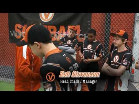 2012 Vengeance 12U Baseball Club (Black)