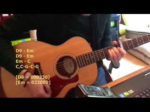 How To Play The Correct Guitar Chords of quotMoney39s Too Tight To Mentionquot   Simply Red