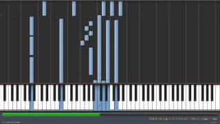 Careless Whisper - George Michael [Piano Tutorial] (Synthesia)