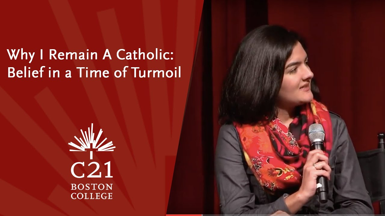 Download Why I Remain A Catholic: Belief in a Time of Turmoil