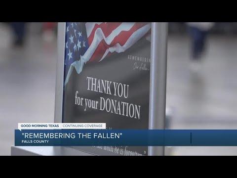 """Remember the Fallen"" display ""Personal"" for Nebraska Woman"