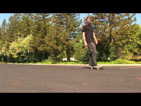 How to Ride a Skateboard 1