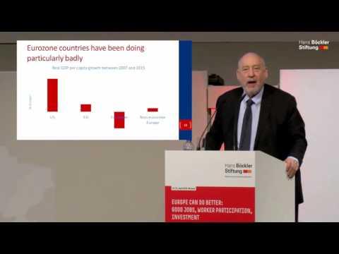 03 Keynote and Discussion - Joseph E  Stiglitz