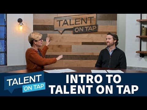 Introducing Talent on Tap | Pat Wadors & Brendan Browne