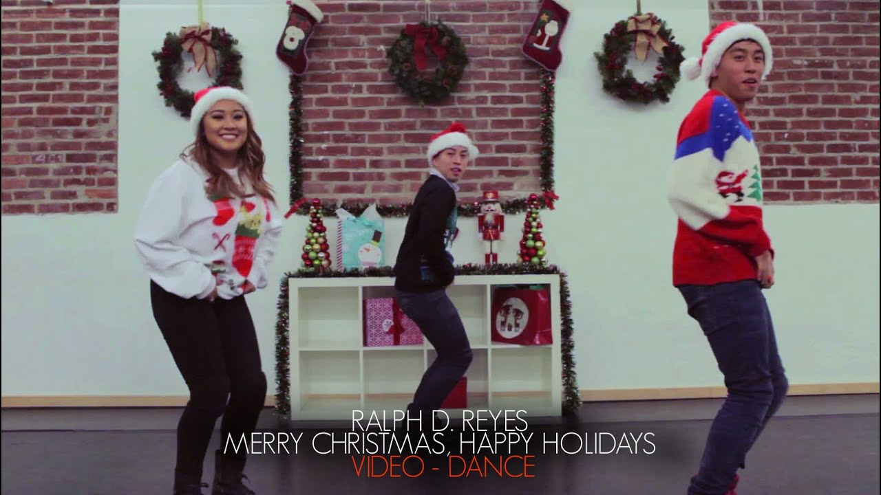 N'SYNC - Merry Christmas, Happy Holidays (Choreography by Ralph D ...