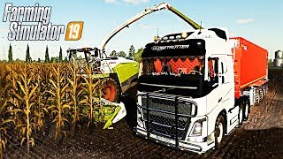FARMING SIMULATOR 19 #25 - NUOVO CAMION VOLVO FH16 w/Robymel81 - NF MARSCH ITA
