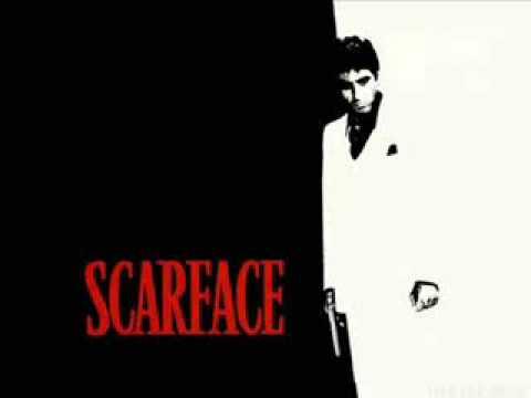 "Scarface - SoundTrack-  "" The Right Combination"" (Giorgio Moroder)"