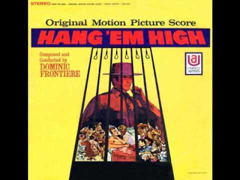 Hang 'Em High (1968) Complete Score