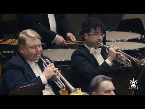 Tchaikovsky Symphony Orchestra in Beijing (The Forbidden City, conductor Thomas Sanderling)