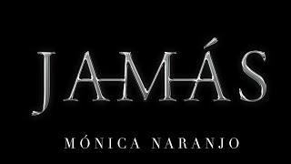 Monica Naranjo anuncia fecha de Lubna su nuevo disco y Jamás 1er single