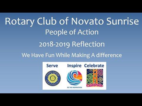 Rotary Club of Novato Sunrise