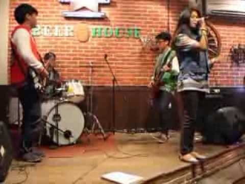 DORADEMONS-SKUTERMATIK ( SKJ'94 cover ) at Beer House Cafe