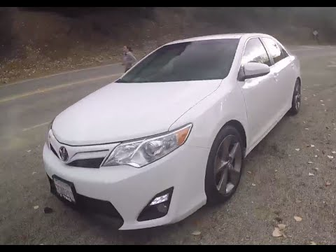 Modified Toyota Camry - One Take