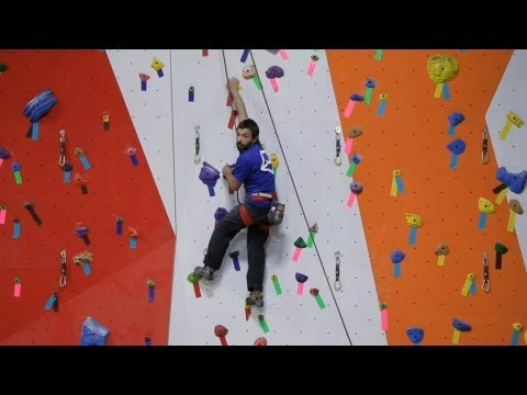 5 Fundamentals of Indoor Rock Climbing | Rock Climbing