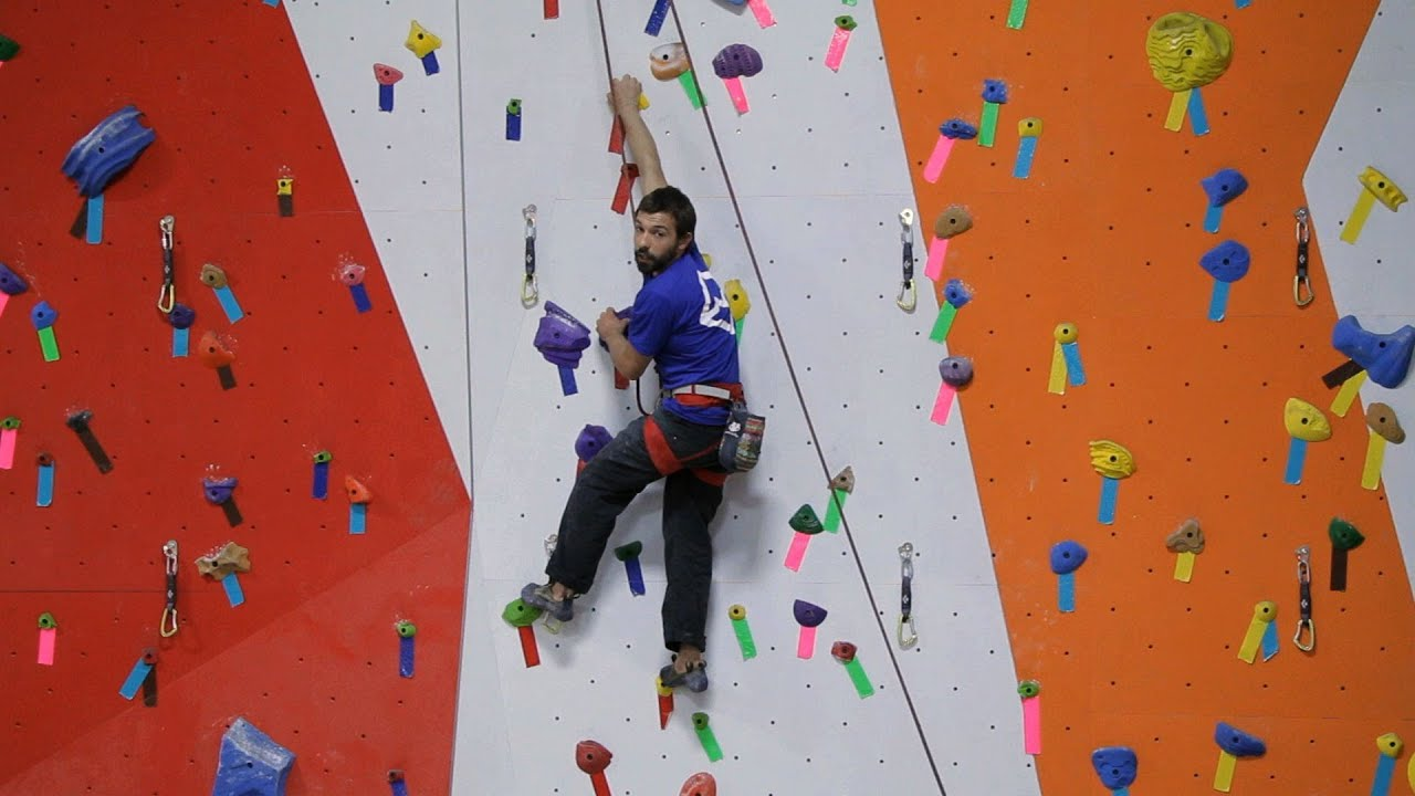 5 Fundamentals Of Indoor Rock Climbing