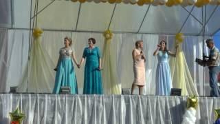 Алдан Анна Стуканёва и Татьяна Запорожец
