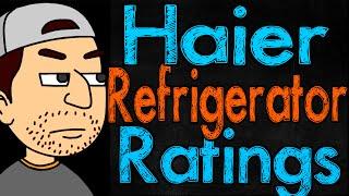 Haier Refrigerator Ratings