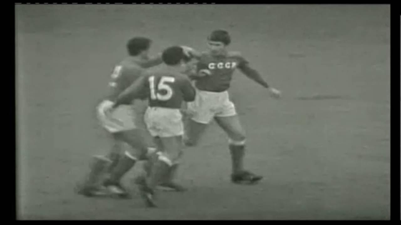 Szovjetunió-Magyarország | 2-1 | 1966. 07. 23 | MLSZ TV Archív