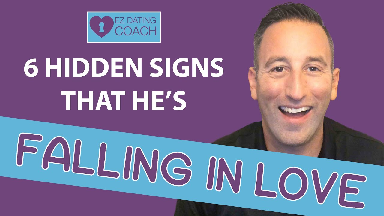He's Secretly Falling in LOVE with YOU | 6 Hidden Signs to Look For