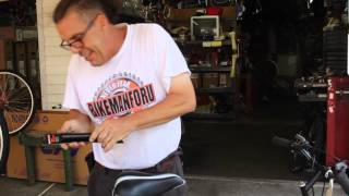 Raise A Bicycle Handlebar With A Quill Extender - BikemanforU How To - SunLite