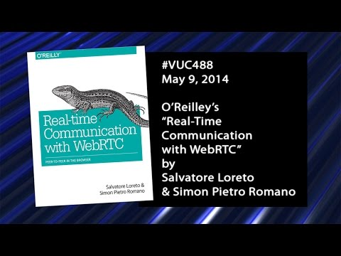 #vuc488 - [Book] Real-Time Communication with WebRTC