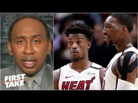 Jimmy Bulter & Bam Adebayo Are The Most Underrated Duo In The NBA – Stephen A.   First Take