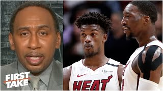 Jimmy Bulter & Bam Adebayo are the most underrated duo in the NBA – Stephen A. | First Take