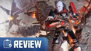 Destiny 2 Review (2017)