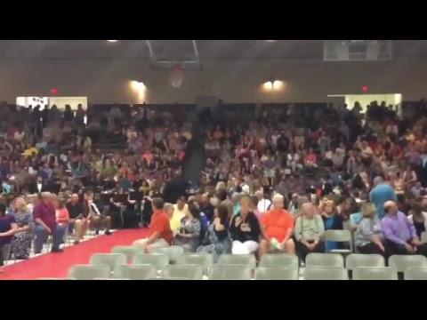 Trigg County High School Graduation 2017