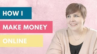 How I Make Money Online | MULTIPLE INCOME STREAMS | PASSIVE INCOME