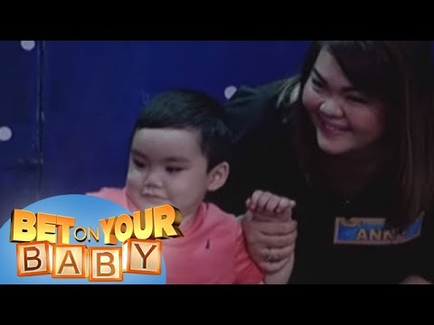Bet On Your Baby: Baby Dome Challenge With Mommy Anne and Baby Sky