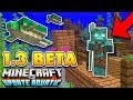 1.3 AQUATIC UPDATE BETA for Minecraft! (Pocket Edition, Xbox, PC)