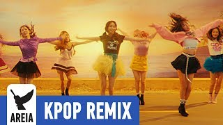 SNSD Girls' Generation - Holiday | Areia Kpop Remix #292 - Stafaband