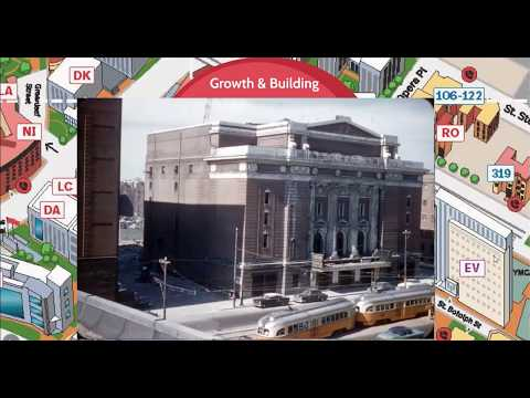 History On Huntington Avenue: The Building Of Northeastern's Boston Campus