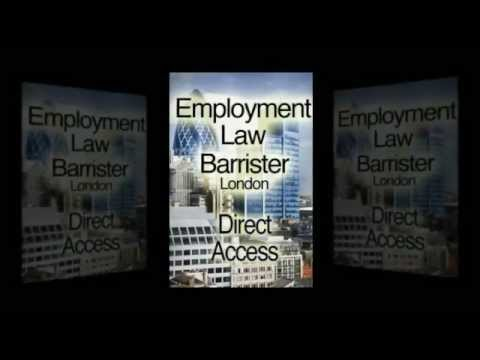 Employment Law Barristers in London | Best by Public Direct Access | Lower Costs | Top