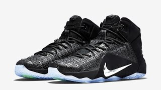 Rubber City LeBron 12 EXT, KD VII Elite EYBL, and Acronym x Nike Lunar Force 1 Collab on Today in Sn