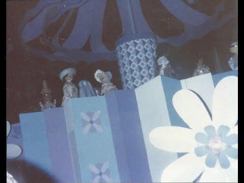 Disneyland CA 1994 It's A Small World