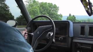 1986 Buick Regal Test Drive