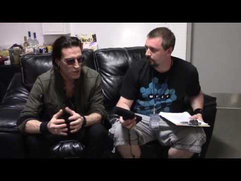 Sean Kinney - Alice in Chains Interview ROTR 2013
