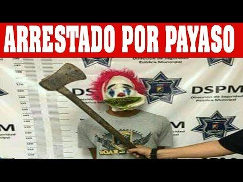 Arrestan a Payaso En Mexicali | News Of The Day