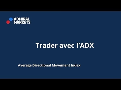 Indicateur ADX MT4 expliqué - Réglage, définition, interpretation