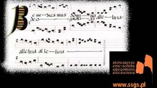 Benedicamus Domino alleluja